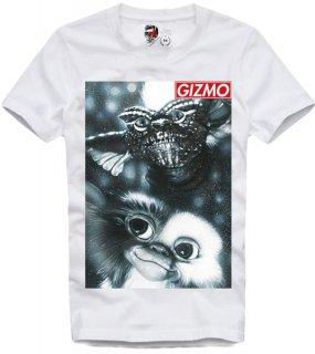 新作 日本未入荷 E1SYNDICATE イーワンシンジケート Tシャツ グレムリン ギズモ パロディー フォト コラボ プリント 関税込