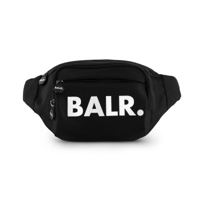 新作 日本未入荷 BALR. ボーラー WAIST PACK ロゴ ウエストバック ナイロン ボディバッグ ラグジュアリー スポーツ 関税込