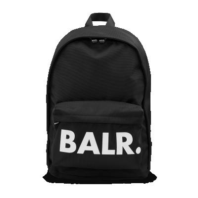 新作 日本未入荷 BALR. ボーラー CLASSIC BACKPACK ロゴ リュック バックパック ナイロン ラグジュアリー スポーツ 関税込