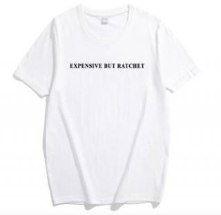 新作 日本未入荷 PINK UZI ピンクウージー CLASSY BUT RATCHET Tシャツ ロゴ パロディー フォト プリント 関税込