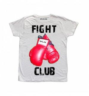 新作 日本未入荷 イタリア発 BFLAK Tシャツ ファイトクラブ ボクシング フォト パロディー プリント  関税込