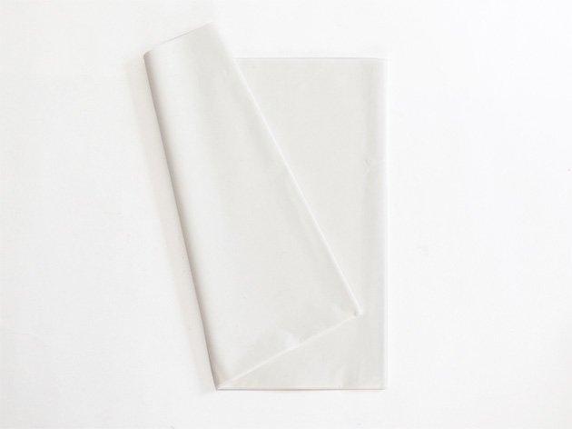テーブルカバー ホワイト 137×274cm