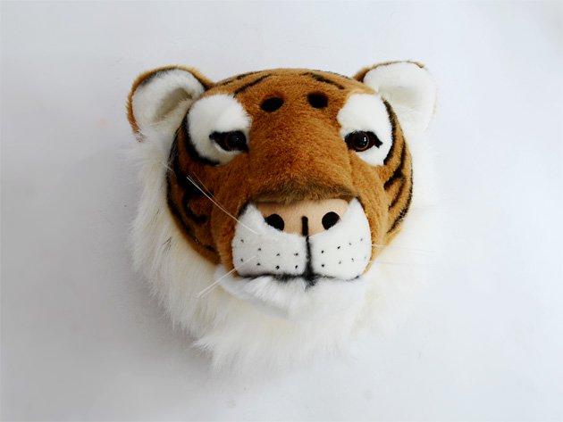 ウォールデコレーション Tiger(タイガー)- BiBiB & Co