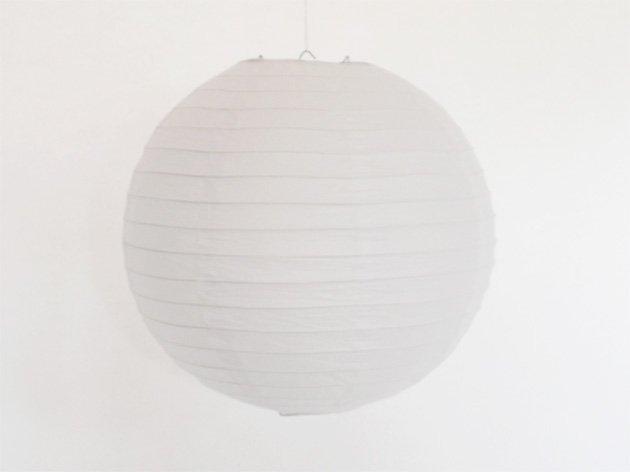 ペーパーランタン 30.5cm ホワイト