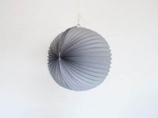 アコーディオンボール 20.5cm グレー