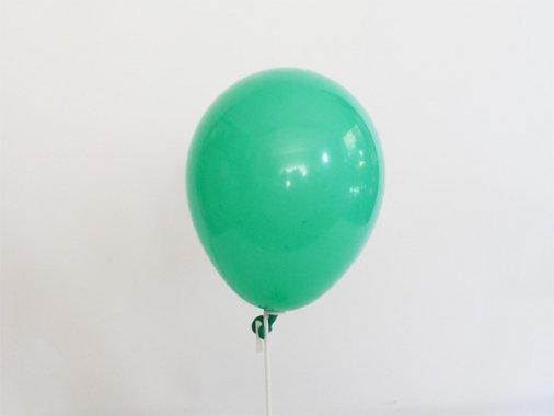 miniバルーン アクアグリーン 5'R(13cm)5枚set-Qualatex