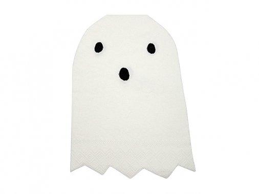 ◆在庫1◆ペーパーナプキン Halloween ゴースト [20枚入] - MeriMeri