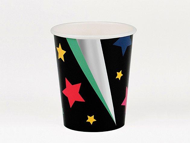 ペーパーカップ Disco Star 8個入 -my l...