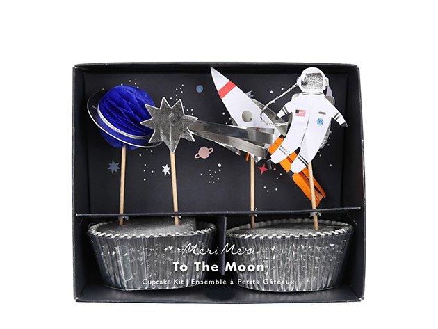 カップケーキキット To the moon (宇宙...