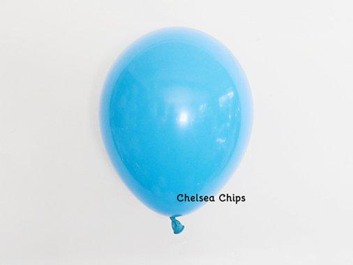 バルーン ロビンズエッグブルー11'R(23〜28cm)5枚入-Qualatex