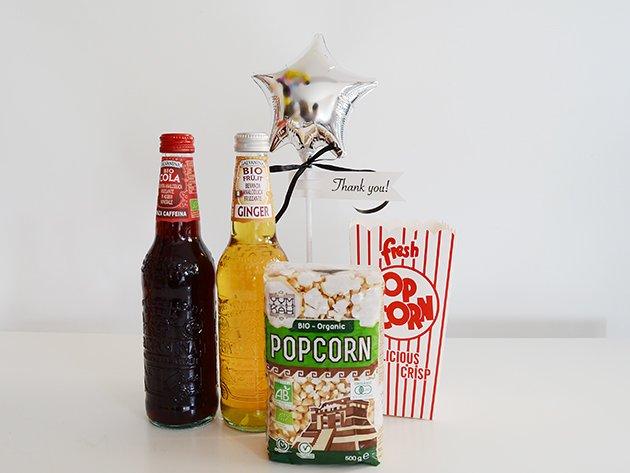 オーガニックCINEMA パーティー スペシャルセット 特別価格 パーティー気分を贈ろう ギフト包装