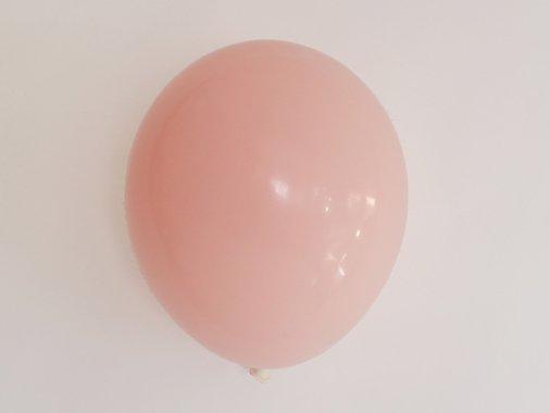 ダブルバルーン  ミルキーオレンジ 11'R(23〜28cm)5set入-Qualatex