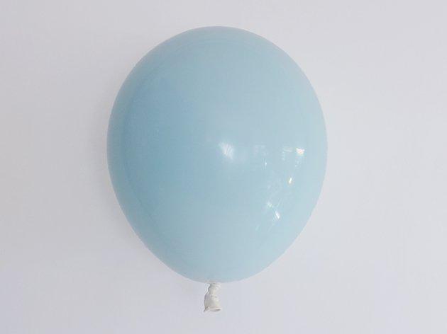 ダブルバルーン  ミルキーブルー 11'R(23〜28cm)5set入-Qualatex