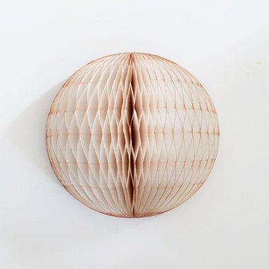20cm ハニカムボール  ヴィンテージバニラ