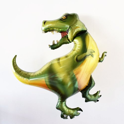 フォイルバルーン ティラノサウルス 106cm-Qualatex