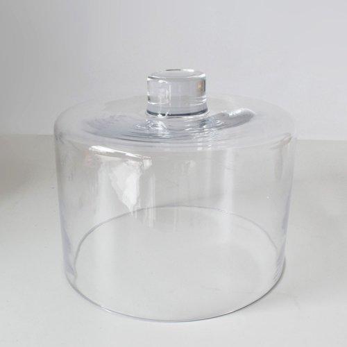 ガラスドーム - デザート・ケーキ 直径19.5cm