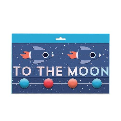 ガーランド To The Moon ミニバナーセット - My Minds Eye
