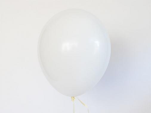 バルーン ホワイト 11'R(23〜28cm)5枚入-Qualatex