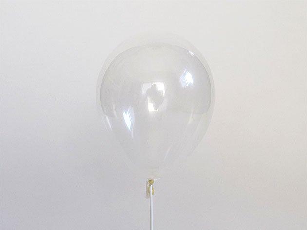 miniバルーン ダイヤモンドクリア  5'R(13cm)5枚set-Qualatex