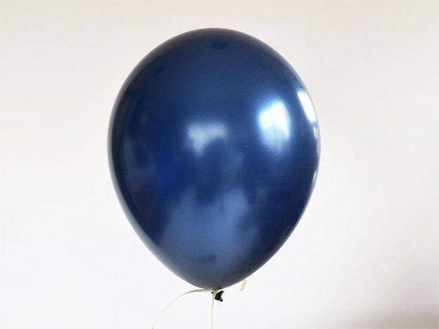 バルーン パールミッドナイトブルー 11'R(23〜28cm)5枚入-Qualatex