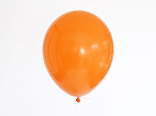 バルーン オレンジ 11'R(23~28cm)5枚入-Qualatex