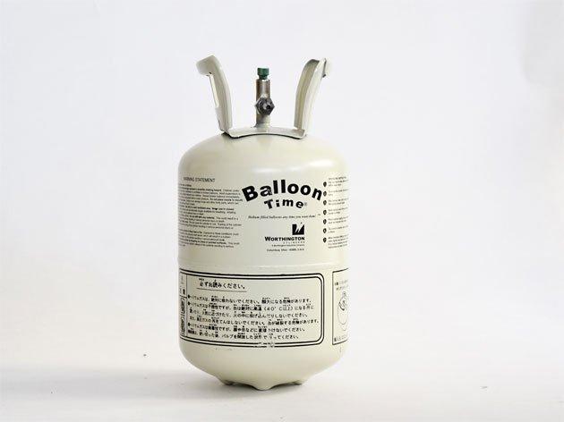ヘリウムガス 120L - Balloon time
