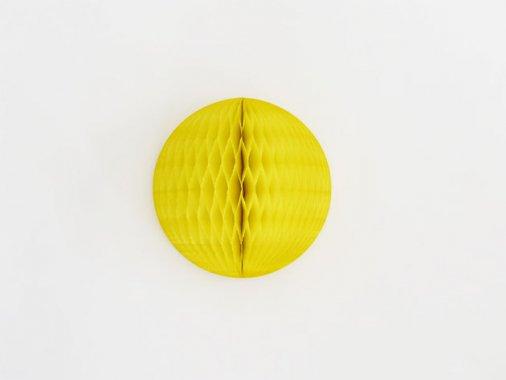 12.5cm ハニカムボール  イエロー