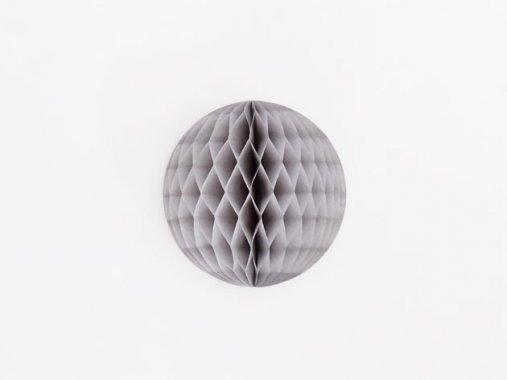 12.5cm ハニカムボール  グレー
