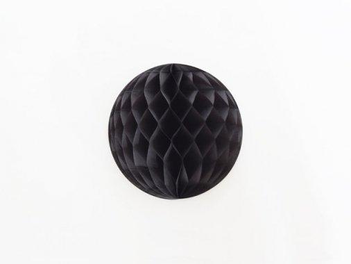 12.5cm ハニカムボール  ブラック
