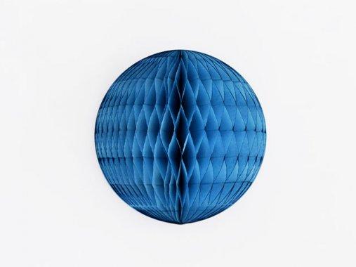 20cm ハニカムボール  ターコイズ