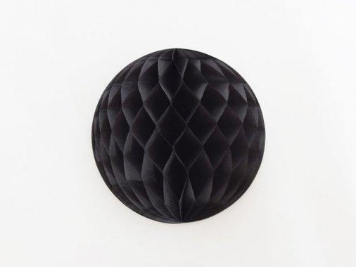 20cm ハニカムボール  ブラック