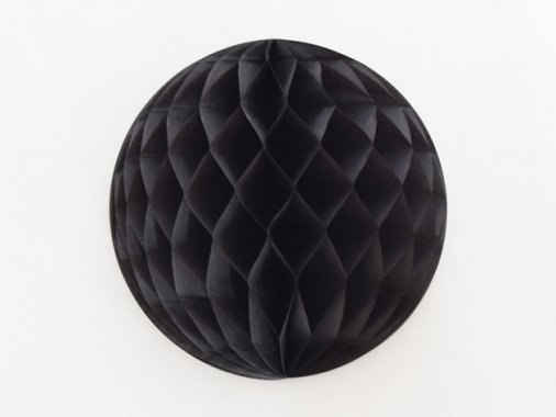 30.5cm ハニカムボール  ブラック