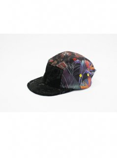 Tropical Mix Cap(BLACK)