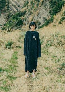 Saudade JQ Kaftan Dress PO (BLACK)
