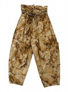 Fluffy pants