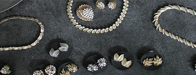 Vintage accessory&Costume jewelry