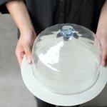 HIROY GLASS STUDIO GRICE/フードカバー(L)