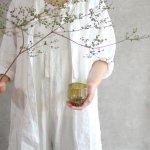 HIROY GLASS STUDIO ren/グラスM olive