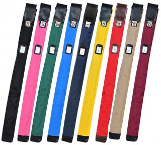 ファッションナイロン竹刀袋(2本用)