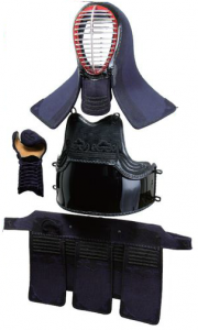 5mm銃剣道防具(面・小手・胴・垂)