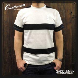 クッシュマン「BODER」Tシャツ