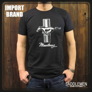 IMPORT BRAND「MUSTANG」Tシャツ