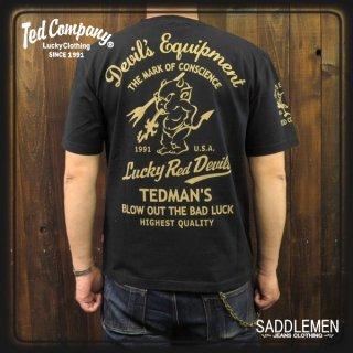 TEDMAN(テッドマン)「DEVIL'S EQUIPMENT」Tシャツ
