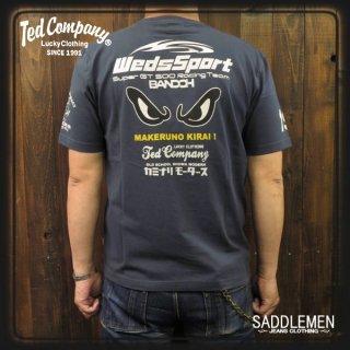 TEDMAN(テッドマン)「WEDS SPORTコラボ」Tシャツ