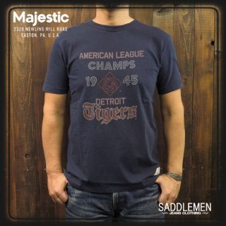 SALE!! Majestic「DETROIT TIGERS」Tシャツ