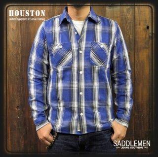 ヒューストン VIYELLAワークシャツ