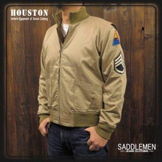 HOUSTON「FURY MODEL」タンカースジャケット