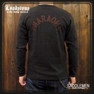 ロードストーンズ「PHARAOS」ロングTシャツ