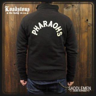 ロードストーンズ「PHARAOS」スウェットジャケット