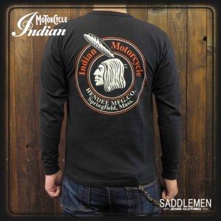 インディアンモーターサイクル「HENDEE MFG.CO」ロングTシャツ